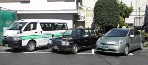 観光タクシー有限会社の仕事イメージ