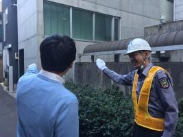 大京警備保障株式会社の仕事イメージ