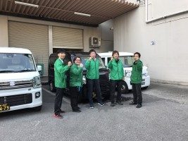 GENEX株式会社【GENEX TRANSPORTER】の仕事イメージ